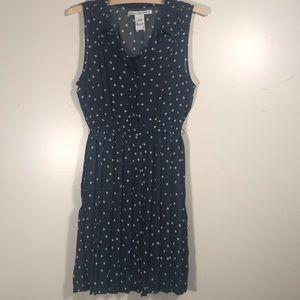 American Rag polka dot dress